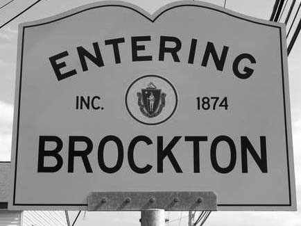 enteringBrockton