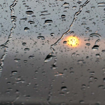 rainysunset