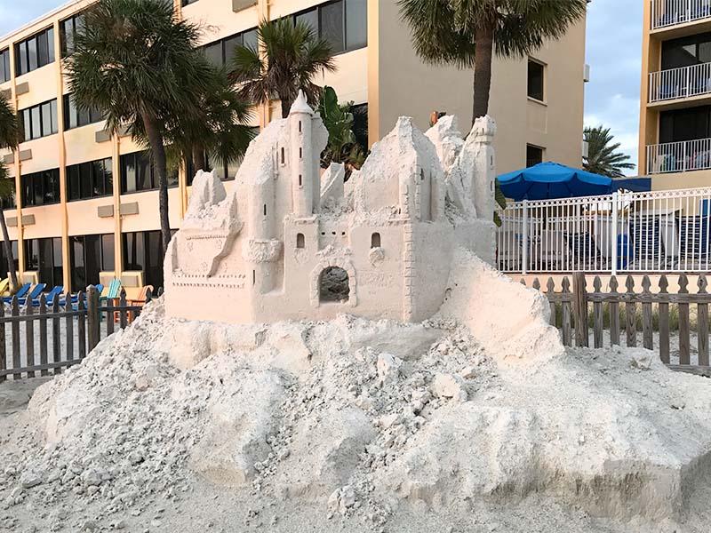 sandcastlesunset