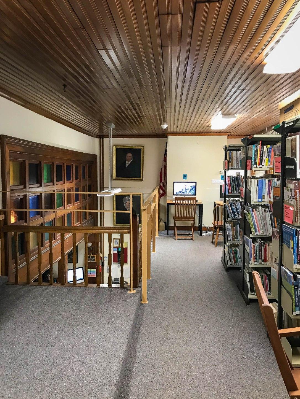 Bradfordlibraryloft