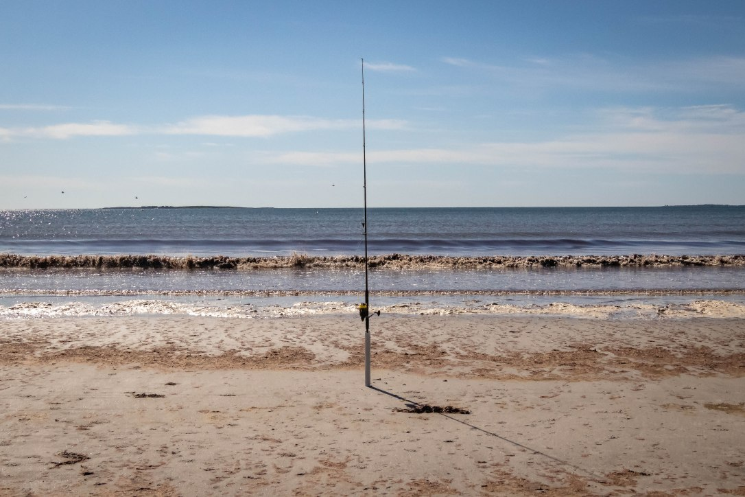 Orchardbeachfishingpole